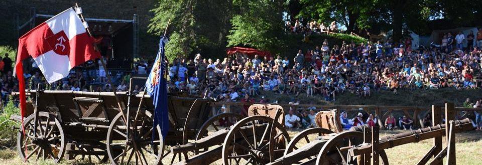 Středověký festival Mrač 27.7.2019